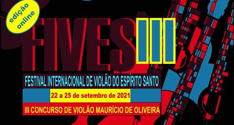 III Festival Internacional do Espirito Santo